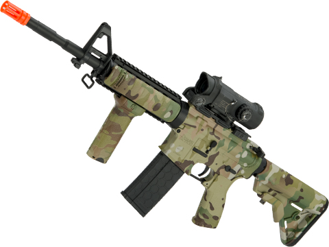 DYTAC Combat Series M4A1 with RIS Handguard (Color: Multicam)