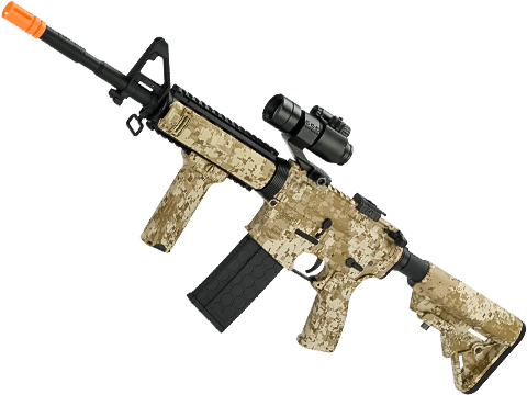 DYTAC Combat Series M4A1 with RIS Handguard (Color: Digital Desert)