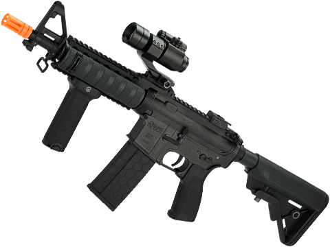 DYTAC Combat Series M4A1 CQB with RAS II Handguard (Color: Black Cerakote)