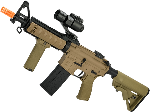 DYTAC Combat Series M4A1 CQB with RAS II Handguard (Color: Dark Earth Cerakote)