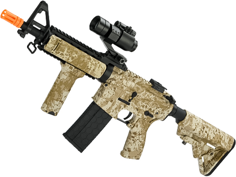 DYTAC Combat Series M4A1 CQB with RAS II Handguard (Color: Digital Desert)