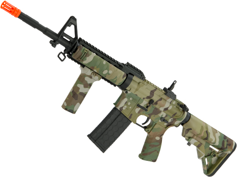 DYTAC Combat Series M4A1 with RAS II Handguard (Color: Multicam)