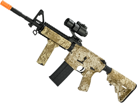 DYTAC Combat Series M4A1 with RAS II Handguard (Color: Digital Desert)