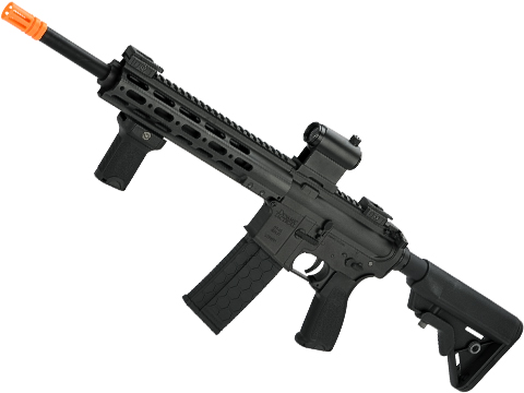 Dytac MK1 SMR Black Jack Strategic Full Metal M4 Airsoft AEG (Model: 10 Rail / Midnight Black Cerakote)