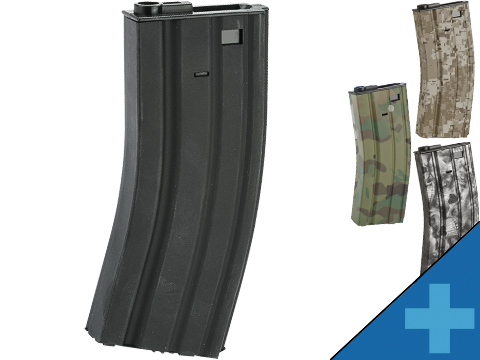 Dytac Metal 300rd Hi-Cap Magazine for M4/M16 Series Airsoft AEGs