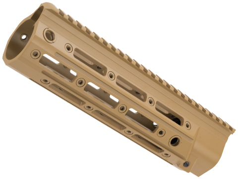 Dytac Premium 416 REM Handguard for M4/M16 Series Airsoft AEGs (Color: Flat Dark Earth Cerakote / 10.5)