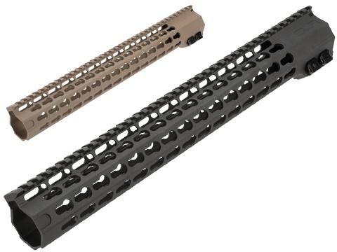 Dytac SLR ION Lite Keymod Handguard for M4/M16 Series Airsoft AEGs