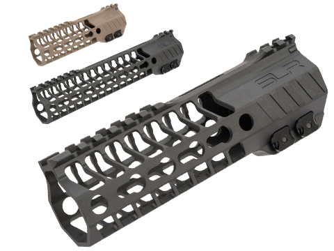 Dytac SLR Helix Ultra Lite Keymod Handguard for M4/M16 Series Airsoft AEGs