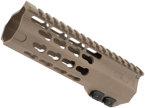Dytac SLR ION Lite Keymod Handguard for M4/M16 Series Airsoft AEGs (Color: Dark Earth Cerakote / 6.7)