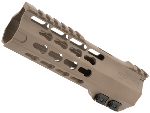 Dytac SLR ION Ultra Lite Keymod Handguard for M4/M16 Series Airsoft AEGs (Color: Dark Earth Cerakote / 6.7)