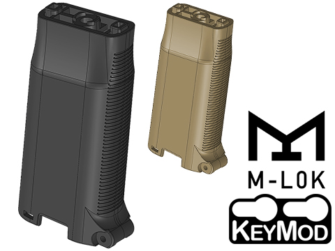 EMG Battery Storage Vertical Grip