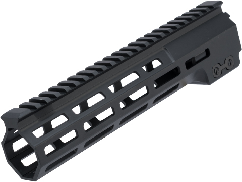 Dytac MK16 Gamma Style M-LOK Handguard for M4/M16 Series Airsoft AEGs (Color: Black / 9.5)