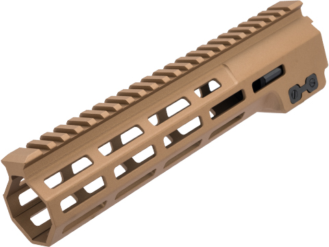 Dytac MK16 Gamma Style M-LOK Handguard for M4/M16 Series Airsoft AEGs (Color: Dark Earth / 9.5)