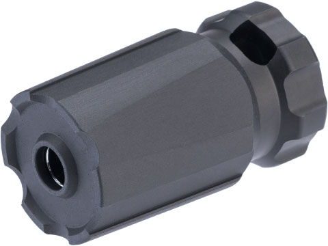 Dytac BLAST Flash Hider for Airsoft Rifles (Type: Built-In AceTech Tracer Unit / 14mm Negative)