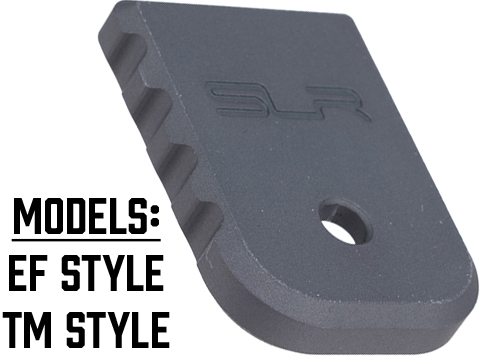 SLR Licensed Magazine Base Plate for GLOCK 17 Series Airsoft GBB Pistols