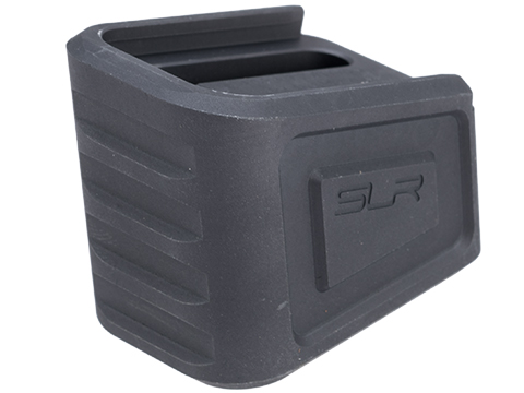 SLR Licensed Magazine Extension Plate for G17 Series Airsoft GBB Pistols (Model: EF Style)