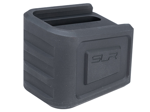 SLR Licensed Magazine Extension Plate for G19 Series Airsoft GBB Pistols (Model: TM Style)