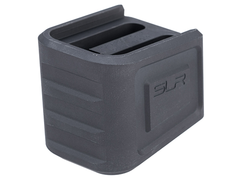 SLR Licensed Magazine Extension Plate for G19 Series Airsoft GBB Pistols