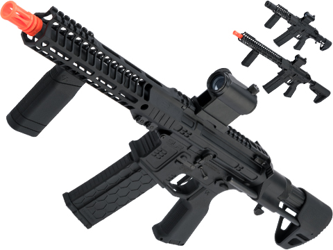 DYTAC SLR B15 Helix Ultralight Airsoft AEG (Color: SBR / 350 FPS)