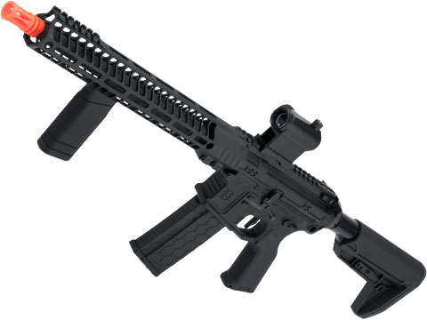 DYTAC SLR B15 Helix Ultralight Carbine Airsoft AEG (Color: Black / 400 FPS)