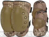 Avengers Special Operation Tactical QD Knee Pad / Elbow Pad Set (Color: Desert Serpent)