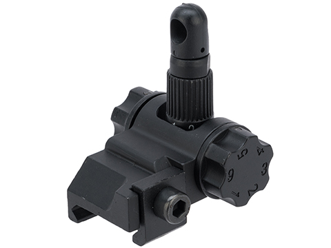 Echo1 JP-29 A.S.C OEM Replacement Rear Flip Up Sight