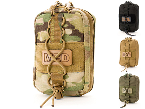 Eleven-10 ETAK Fixed Platform Med Kit Pouch