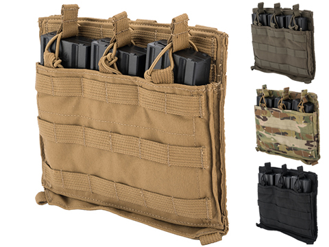 Eagle Industries Removable Front Flap MOLLE Panel w/ Internal Dividers