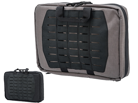 The Black Ships Light Tactical Pistol Bag (Color: Grey)