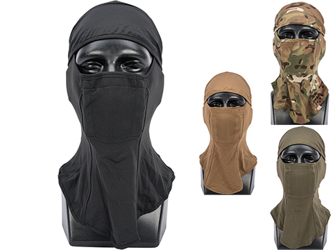 TMC Hot Weather Balaclava w/ Mesh Mouth Protector