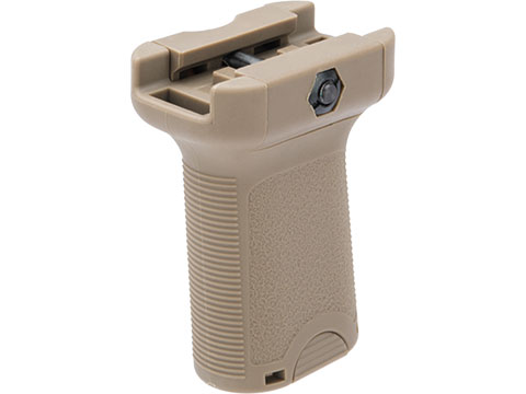 Element Airsoft 373 Vertical Grip (Color: Khaki)