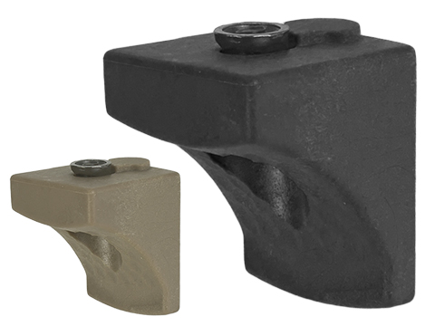 AABB Airsoft Polymer Handstop for Keymod Rail Systems