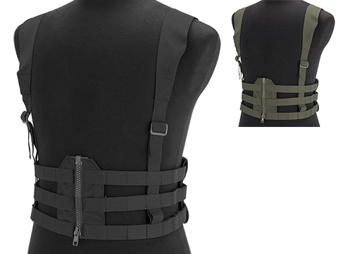 TMC Ultra Low Profile Chest Rig / Load Bearing Harness
