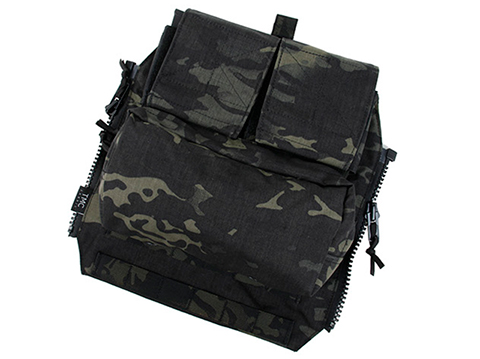 TMC Zip Panel Expansion Pouch Rig (Color: Multicam Black)
