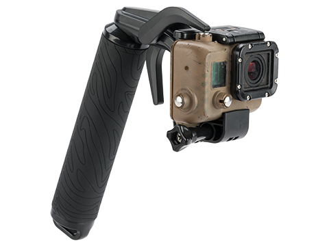 TMC P1 Trigger Grip for GoPro Hero3+ and Hero4 Action Cameras