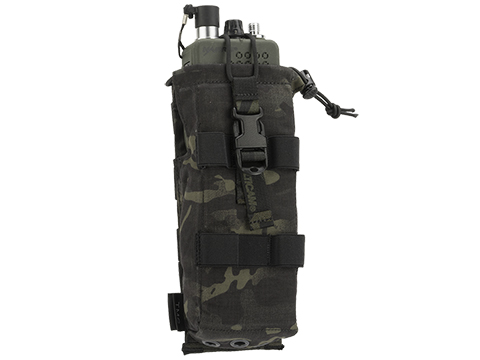 TMC 152 Tilt Out MBTR Radio Pouch (Color: Mulitcam Black)