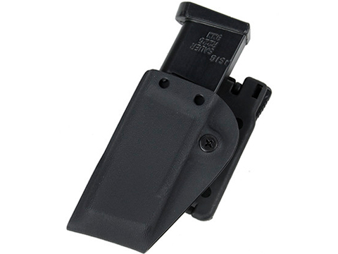 TMC Kydex Mag Pouch for 1911 Style Single Stack Magazines (Capacity: Single Magazine)