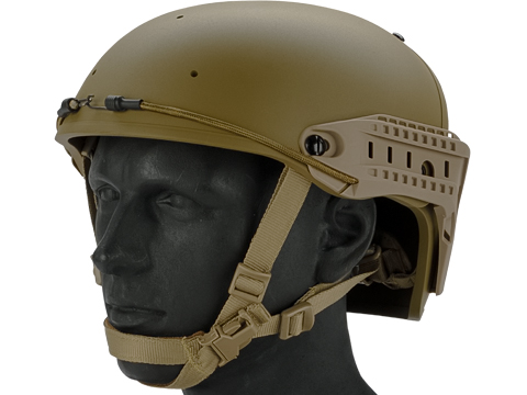 TMC Air Flow Bump Style  Helmet (Size: Dark Earth / Medium)