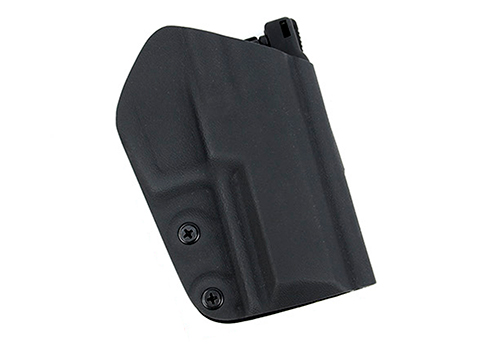 TMC Kydex Hardshell Holster with Belt Mount (Model: VP9 / Black)