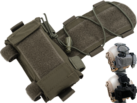 TMC MK1 Battery Pouch for Bump Style Helmets
