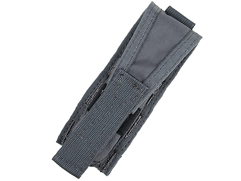 TMC Single Pistol Magazine MOLLE Pouch (Color: Wolf Grey)