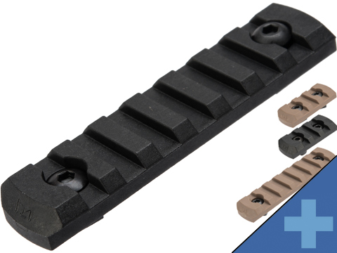 TMC Nylon Fiber Picatinny M-LOK Rail Section