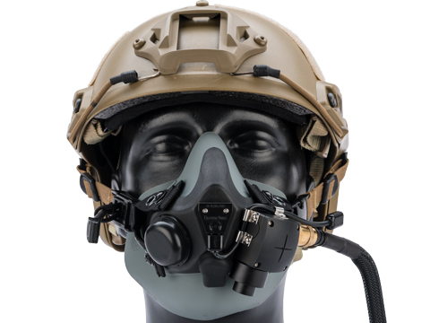 TMC PHT HALO / HAHO Prop Jump Mask for Bump Helmets