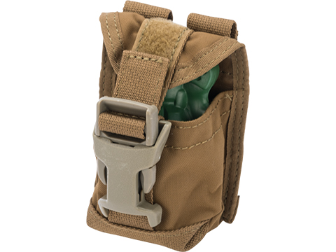 TMC Grenade Pouch (Color: Coyote Brown)