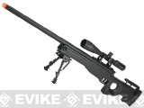 E&C Airsoft L96 Bolt Action Airsoft Sniper Rifle