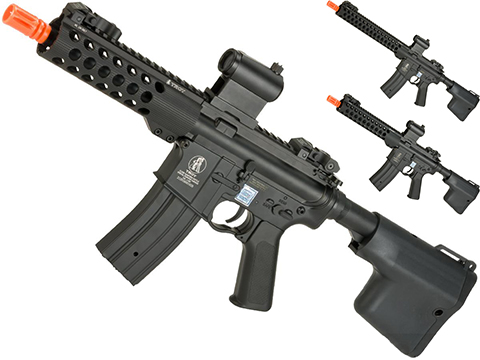 Echo1 TROY Industry Licensed TRX M7A1 M4 Airsoft AEG Rifle