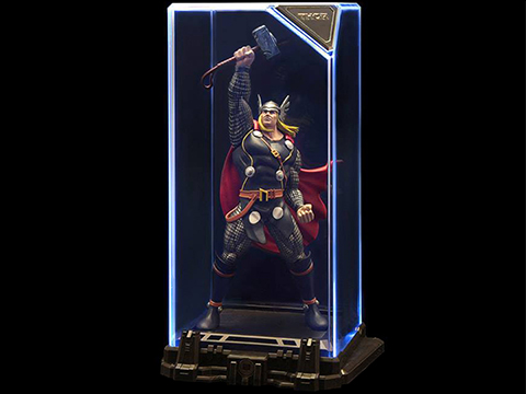 Marvel Thor Super Hero Illuminated Gallery Statue