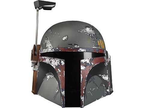 Hasbro Pulse Star Wars: The Black Series Boba Fett Electronic Helmet