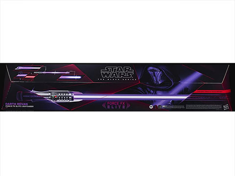 Hasbro Pulse Star Wars: The Black Series Darth Revan Force FX Elite Lightsaber