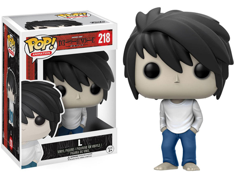 Funko POP! Death Note L Vinyl Figure